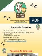 Plano de Negócios Modelo PEt Shop