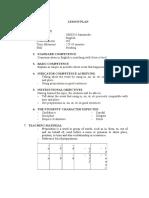 RPP 2. Prepositions