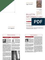 Biuletyn Informacyjny 09/2005