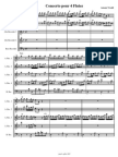 Vivaldi Concerto pour 4 Flutes