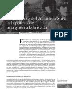 El Conflicto Del AtlÁntico Sur, La HipÓtesis de Una Guerra Fabricada -Mariano BARTOLOME