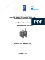 MANUAL DE TRANSFORMADORES TRIFASICOS.pdf