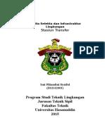 stasiun Transfer Kapita_selekta Dan Infrastruktur Lingkungan