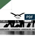 Proceso Legal de Remates Judiciales y Bancarios