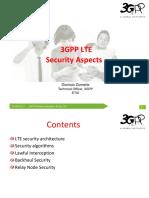 3G Scurity Algorithams