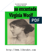 Woolf Virginia La Casa Encantada