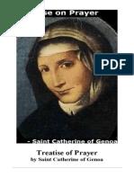 Treatise on Prayer, By Saint Catherine of Genoa