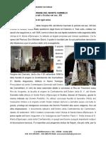 Festa Della Beata Vergine Del Monte Carmelo