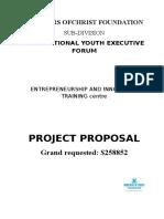 Mcf Iyef Project Proposal