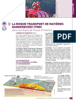 Risque TMD - Plaquette