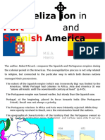 Evangelization in Portuguese and Spanish America