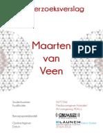 Onderzoeksverslag Maarten