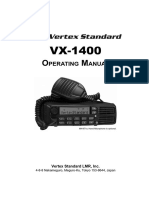 VX-1400 Manual Usuario