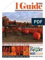 916 River Cities Reader 2016 Fall Guide