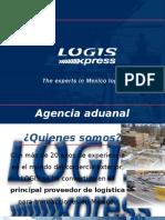 Presentacion de Servicios AA Logis (CARTA de PRESENTACION)