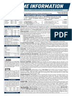 08.31.16 Game Notes