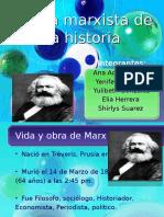 Teoria Marxista de La Historia