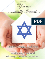 Jewish Standard Extend an Invitation 2015