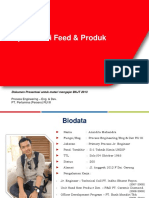 Materi Feed & Product Spesification 2013 (and)