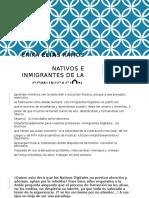 Erika Elías Ramos... Nativos e Inmigrantes Digitales