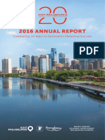 Visit Philadelphia 2016 Annual Report