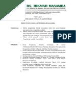 Ppi 7.2. Kebijakan Limbah & Penanganan Jenazah