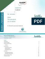 3. Derecho Procesal laboral Contenido nuclear.pdf