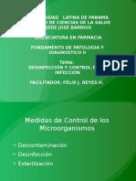 Diseminacion y Control de Infeccion (2)