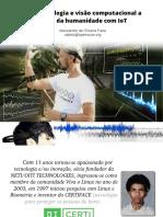 Neurotecnologia e visao computacional serviço da humanidade com IoT