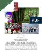 Logic Model Untuk Pendidikan Indonesia
