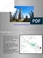 Tokyo Aoyama Omotesando Rooftop