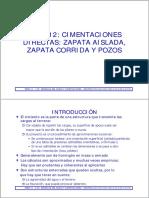 Tema12 Msc Cimentaciones Directas