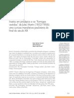 MONNÉ, M. A.; PAPAVERO, N.; TEIXEIRA, D. M. Insetos em presépios e as 'formigas vestidas' de Jules Martin.pdf
