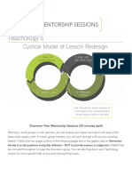 peer mentoship session packet  1