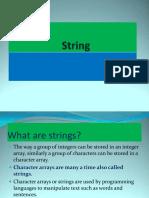 Day10 String