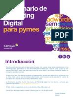Diccionario Mk. Digital Pymes