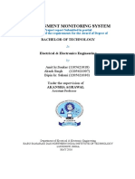 project on enviornment monitoring system