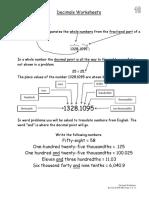 basic skills decimals