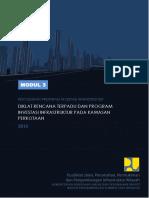 Modul 3 Penyusunan Program Investasi Infrastruktur