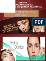 Quimicos Peelings