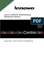 Lenovo C440 AIO Service Manual.pdf