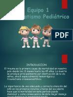 Traumatismo Pediátrico.pptx