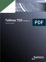 Tableau Manual Usuário TD3 1.5
