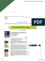 La Historia No Los Absolverá, Los Condenará, Froilán Barrios Nieves