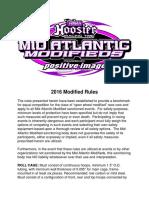 mam rules 2016 final