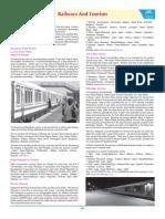 Tourism on Rail