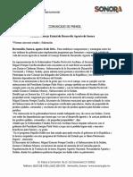 26/08/16 Instalan Consejo Estatal de Desarrollo Agrario de Sonora -C.0816106