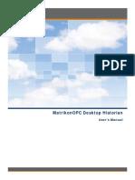 OPC Desktop Historian Manual