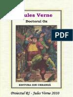 Jules Verne - Doctorul Ox 1975