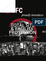 VFC Proudly Introduces  Total Site & Facility Protection